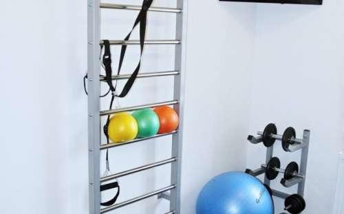 Fitness v penzionu