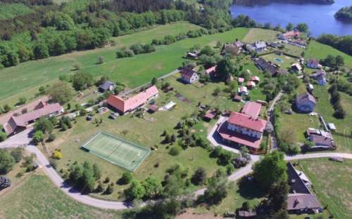 Penzion U Vaňáčů Štědronín - Orlík, jižní Čechy