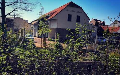 PensionUzámeckéhoparku-ボヘミア南部、Třeboň