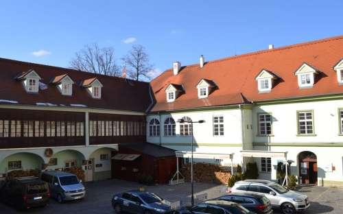 PensionUZelenéRatolesti-ボヘミア南部のČeskéBudějovice