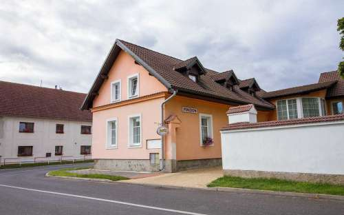 Pension Vědomice, indkvartering Ústí nad Labem Region, Tjekkiske Central Mountains