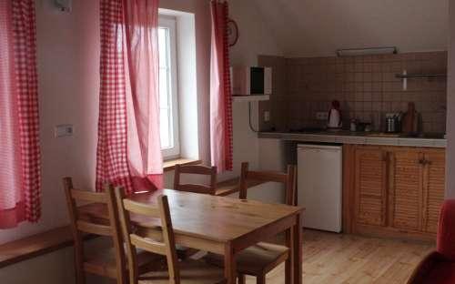Appartamento familiare con angolo cottura