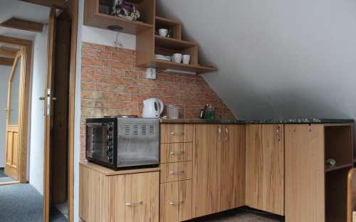 Appartamento in soffitta