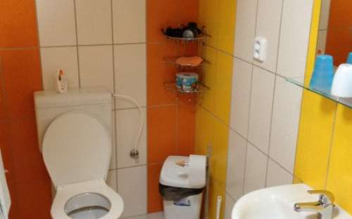 Pension Wolf - bagno