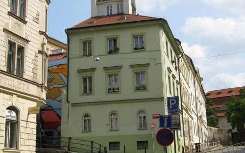 Apartmány Zderaz Praha 8