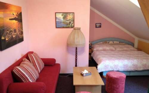 Pension Wolf - camere