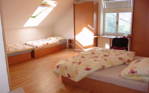 Penzion Pod Duby - pokoje