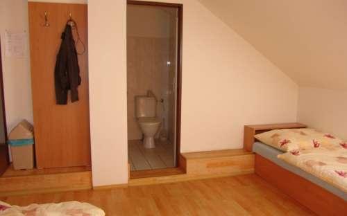 Penzion Pod Duby- pokoje