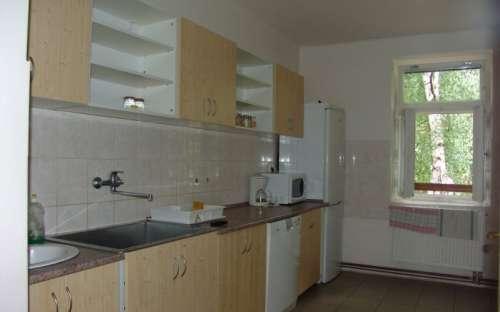 Penzion Pod Duby - kuchyně
