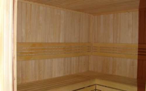 Penzion Pod Duby - sauna
