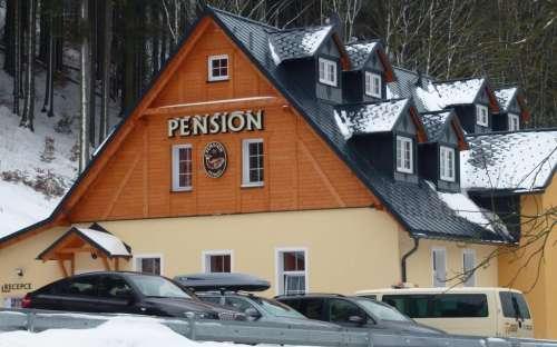 Pensjonat Pstruží