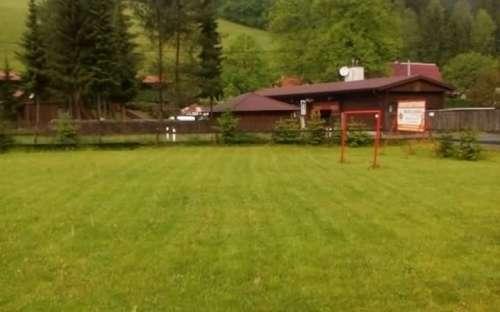 Camp Relax U Zajonca - terrain de sport