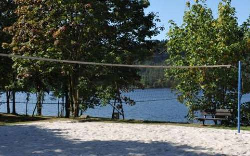 Kemp Resort Beach Slapy -