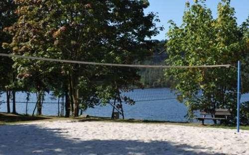 Kemp Resort Beach Slapy -