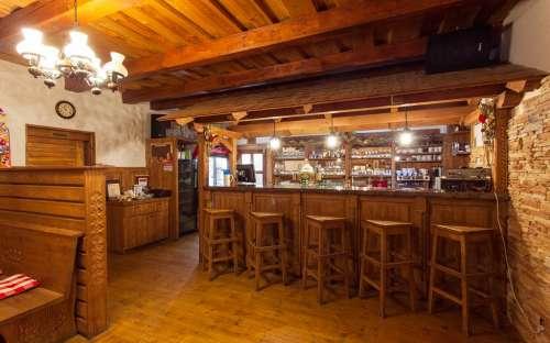 Areál Ondrášův dvůr - restaurace