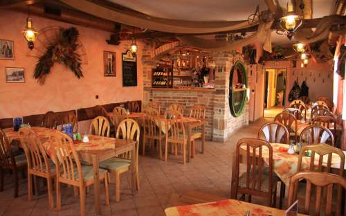 Camping San Marco-レストラン