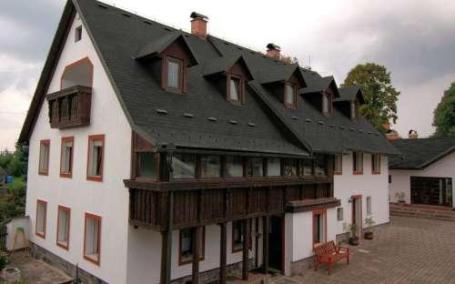 Penzion Rezidence Náčkovice, Čewské Středohoří, Ústecko