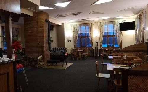 Restauracja Riegrova domek