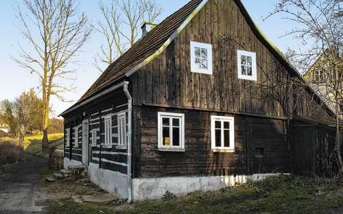 Chata Roubenka Petra, Chribska Czeska Szwajcaria, Ústecko