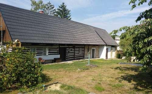 Chata v Českém ráji, Středočeský kraj