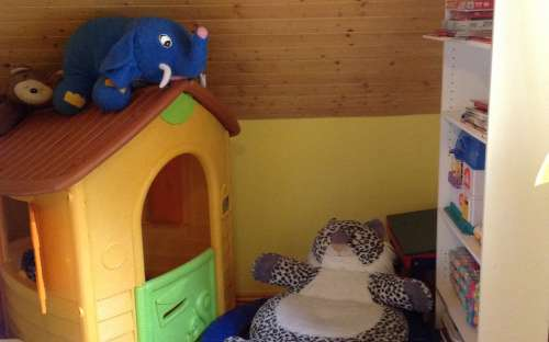 Appartement 3 - coin enfants