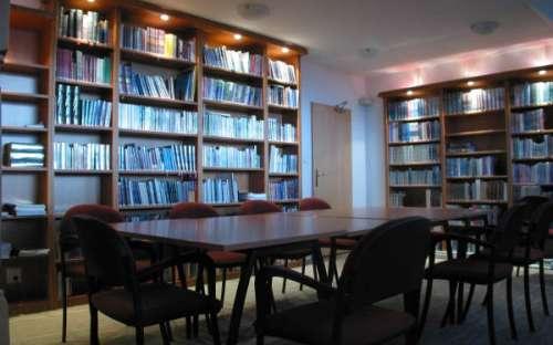 Conferentiefaciliteiten - bibliotheek
