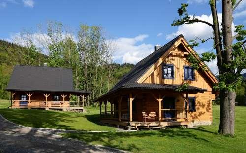 Vakantiehuizen Roubenky Malenovice, Beskids, Moravië-Silezië