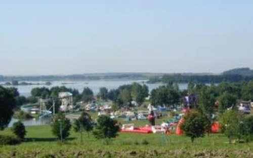 Camping Rozkoš - environs
