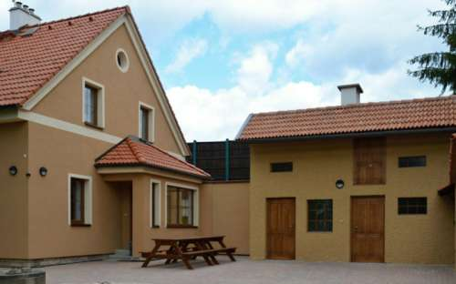 Camping Rozkoš - appartements