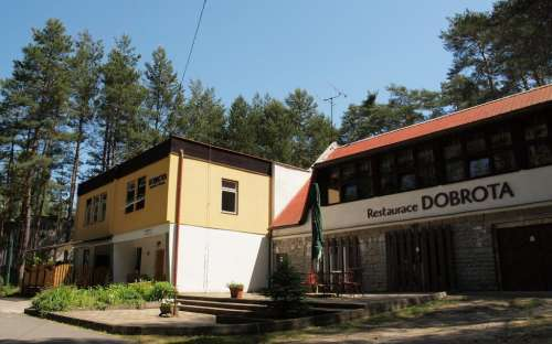Rekreationscenter Dobrota - Doksy