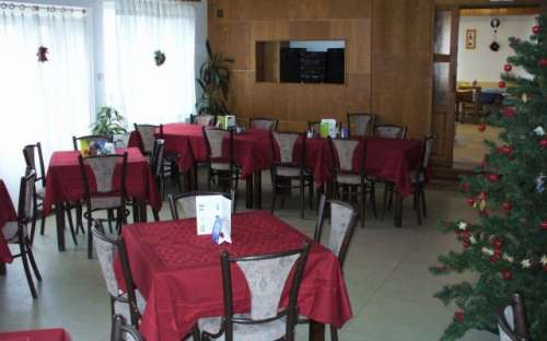 Camping et resort Kralovec - restaurant