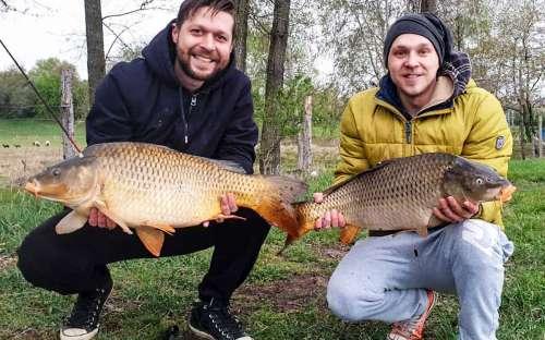 Rybolov v penzionu
