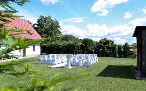 RybářskýpenzionŽák-年金での結婚式