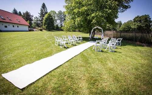 Hochzeiten in Rente
