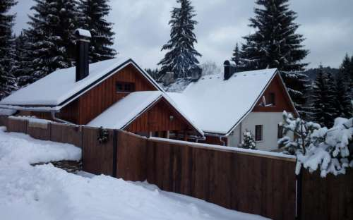 Mountain apartment in Stoic - South Bohemia