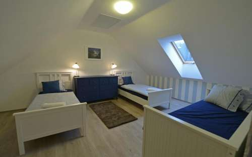 Luxusní areál s apartmány Belveder, na Pálavě