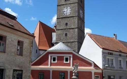 Penzion u sv. Floriána, Česká Kanada