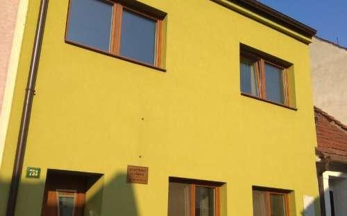 Apartmány U Zámku, jižní Morava