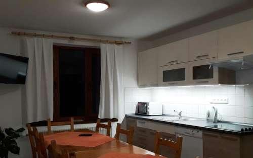 Horské apartmány, penziony Krkonoše