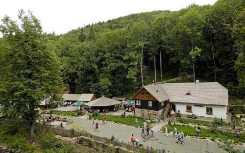 Quartier élégant Na Mlýně, Kozlovice - Beskydy