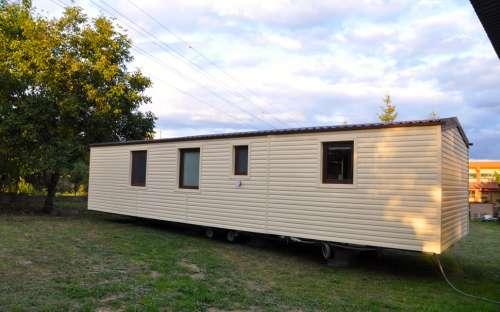 Camping Košice - Route E58