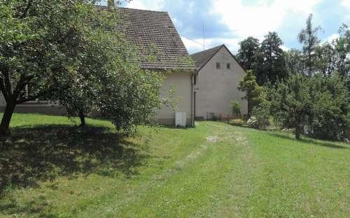 Levná chata na Bidýlku - jižní Čechy