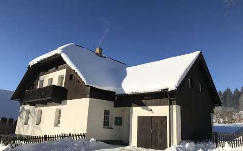 Cottage Strážný in Šumava
