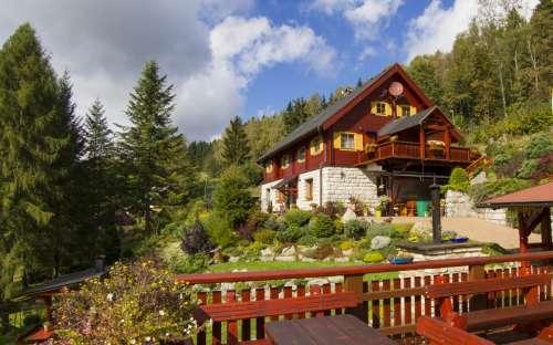 Chalupa a apartmány Tara - Jizerské hory