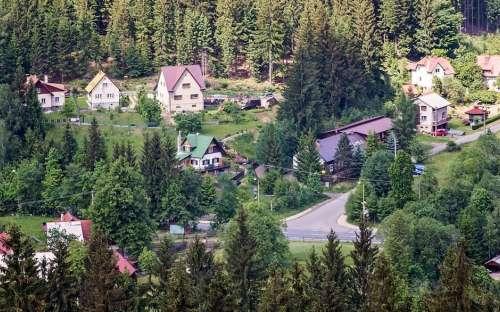 Berghut Barborka - Beskydy