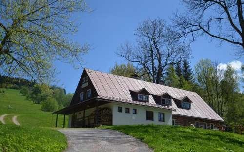 Rodinná chata Beata Krkonoše