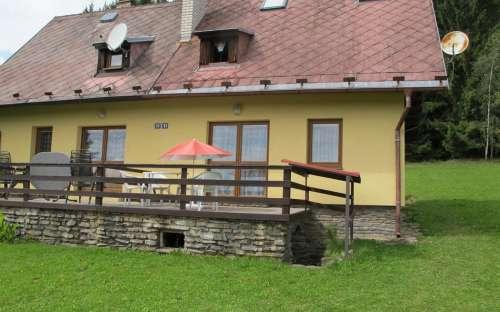 Horská chata Hansenka - Šumava