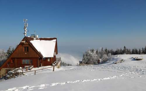 Horská chata Javorový Vrch - Beskydy