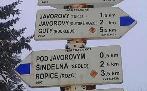 Chalet de montagne Javorový Vrch - Beskides