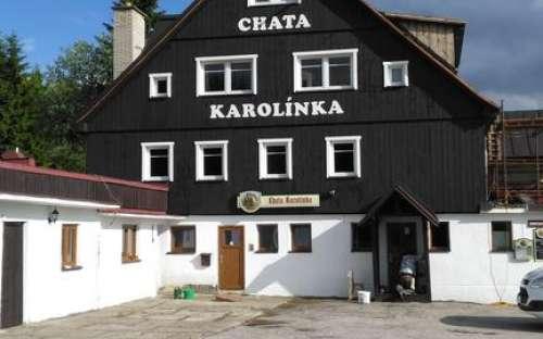 Celoroční chata Karolína Benecko - Krkonoše
